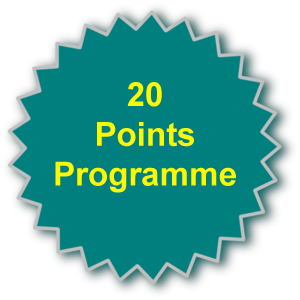 20 point programme